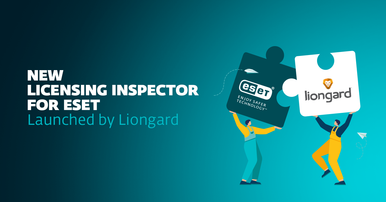 Liongard announces launch of its own Licensing Inspector for ESET MSP Administrator 2